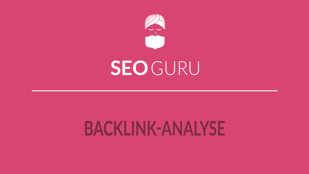 Backlinks setzen