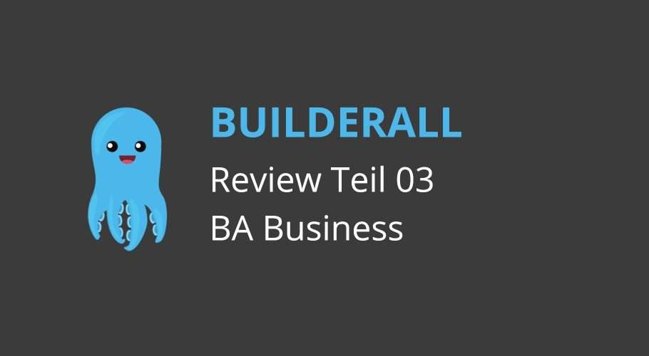 Builderall Review (03): Geld verdienen mit Builderall Business.