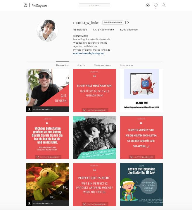 wie funktioniert instagram
