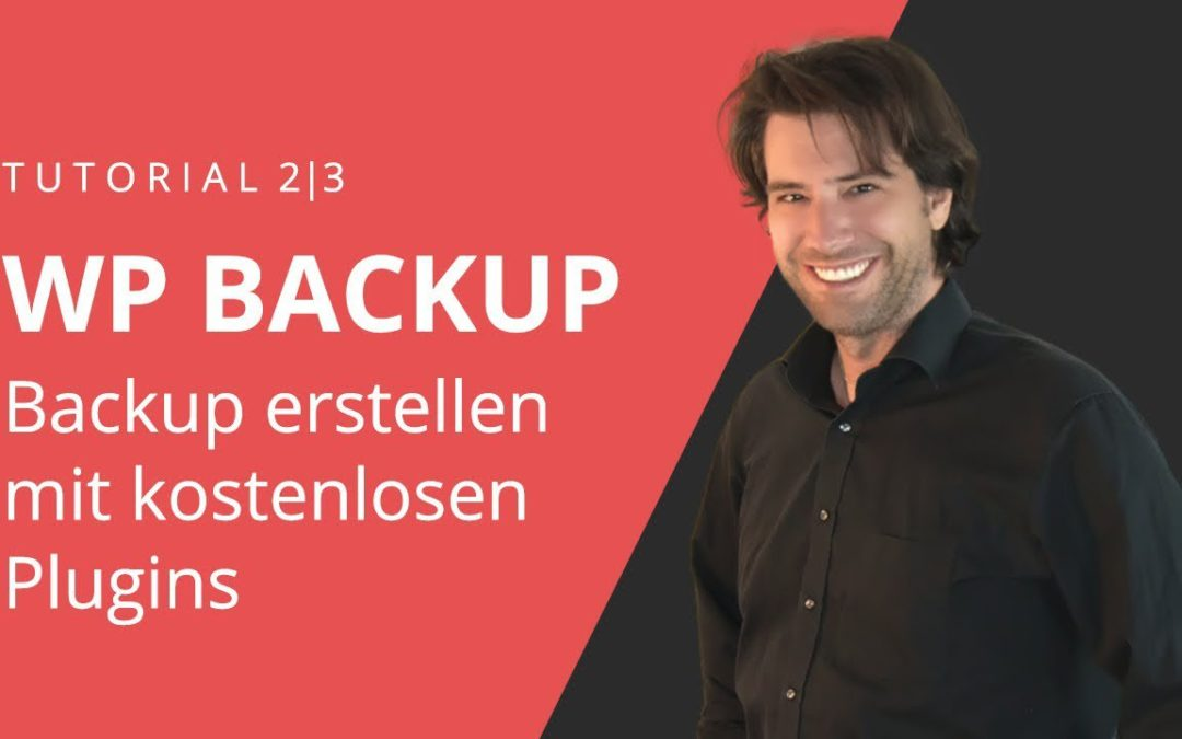 Ein WordPress Backup Plugin? Kostenlos?